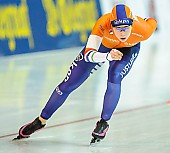 Subject: Antoinette de Jong; Tags: Antoinette de Jong, Athlet, Athlete, Sportler, Wettkämpfer, Sportsman, Damen, Ladies, Frau, Mesdames, Female, Women, Eisschnelllauf, Speed skating, Schaatsen, NED, Netherlands, Niederlande, Holland, Dutch, Sport; PhotoID: 2018-01-21-0758
