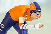 Subject: Antoinette de Jong; Tags: Antoinette de Jong, Athlet, Athlete, Sportler, Wettkämpfer, Sportsman, Damen, Ladies, Frau, Mesdames, Female, Women, Eisschnelllauf, Speed skating, Schaatsen, NED, Netherlands, Niederlande, Holland, Dutch, Sport; PhotoID: 2018-01-21-0761