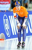Subject: Antoinette de Jong; Tags: Antoinette de Jong, Athlet, Athlete, Sportler, Wettkämpfer, Sportsman, Damen, Ladies, Frau, Mesdames, Female, Women, Eisschnelllauf, Speed skating, Schaatsen, NED, Netherlands, Niederlande, Holland, Dutch, Sport; PhotoID: 2018-01-21-0762