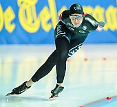 Subject: Ivanie Blondin; Tags: Athlet, Athlete, Sportler, Wettkämpfer, Sportsman, CAN, Canada, Kanada, Damen, Ladies, Frau, Mesdames, Female, Women, Eisschnelllauf, Speed skating, Schaatsen, Ivanie Blondin, Sport; PhotoID: 2018-01-21-0777