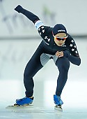 Subject: Jamie Nielson; Tags: USA, United States, Vereinigte Staaten von Amerika, Sport, Jamie Nielson, Eisschnelllauf, Speed skating, Schaatsen, Damen, Ladies, Frau, Mesdames, Female, Women, Athlet, Athlete, Sportler, Wettkämpfer, Sportsman; PhotoID: 2018-03-09-0080