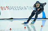 Subject: Jamie Nielson; Tags: USA, United States, Vereinigte Staaten von Amerika, Sport, Jamie Nielson, Eisschnelllauf, Speed skating, Schaatsen, Damen, Ladies, Frau, Mesdames, Female, Women, Athlet, Athlete, Sportler, Wettkämpfer, Sportsman; PhotoID: 2018-03-09-0083