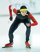 Subject: Mihaela Hogas; Tags: Sport, ROU, Romania, Rumänien, Mihaela Hogas, Eisschnelllauf, Speed skating, Schaatsen, Damen, Ladies, Frau, Mesdames, Female, Women, Athlet, Athlete, Sportler, Wettkämpfer, Sportsman; PhotoID: 2018-03-09-0105