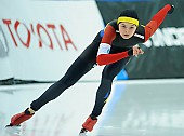 Subject: Mihaela Hogas; Tags: Sport, ROU, Romania, Rumänien, Mihaela Hogas, Eisschnelllauf, Speed skating, Schaatsen, Damen, Ladies, Frau, Mesdames, Female, Women, Athlet, Athlete, Sportler, Wettkämpfer, Sportsman; PhotoID: 2018-03-09-0111