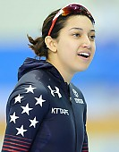 Subject: Jamie Nielson; Tags: USA, United States, Vereinigte Staaten von Amerika, Sport, Jamie Nielson, Eisschnelllauf, Speed skating, Schaatsen, Damen, Ladies, Frau, Mesdames, Female, Women, Athlet, Athlete, Sportler, Wettkämpfer, Sportsman; PhotoID: 2018-03-09-0131