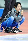 Subject: Ji Woo Park; Tags: Sport, KOR, South Korea, Südkorea, Jee-Woo Park, Eisschnelllauf, Speed skating, Schaatsen, Damen, Ladies, Frau, Mesdames, Female, Women, Athlet, Athlete, Sportler, Wettkämpfer, Sportsman; PhotoID: 2018-03-09-0162