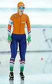 Subject: Michelle de Jong; Tags: Sport, NED, Netherlands, Niederlande, Holland, Dutch, Michelle de Jong, Eisschnelllauf, Speed skating, Schaatsen, Damen, Ladies, Frau, Mesdames, Female, Women, Athlet, Athlete, Sportler, Wettkämpfer, Sportsman; PhotoID: 2018-03-09-0231
