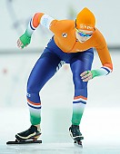 Subject: Michelle de Jong; Tags: Sport, NED, Netherlands, Niederlande, Holland, Dutch, Michelle de Jong, Eisschnelllauf, Speed skating, Schaatsen, Damen, Ladies, Frau, Mesdames, Female, Women, Athlet, Athlete, Sportler, Wettkämpfer, Sportsman; PhotoID: 2018-03-09-0233