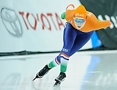 Subject: Michelle de Jong; Tags: Sport, NED, Netherlands, Niederlande, Holland, Dutch, Michelle de Jong, Eisschnelllauf, Speed skating, Schaatsen, Damen, Ladies, Frau, Mesdames, Female, Women, Athlet, Athlete, Sportler, Wettkämpfer, Sportsman; PhotoID: 2018-03-09-0238