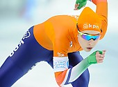 Subject: Michelle de Jong; Tags: Sport, NED, Netherlands, Niederlande, Holland, Dutch, Michelle de Jong, Eisschnelllauf, Speed skating, Schaatsen, Damen, Ladies, Frau, Mesdames, Female, Women, Athlet, Athlete, Sportler, Wettkämpfer, Sportsman; PhotoID: 2018-03-09-0241