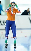 Subject: Michelle de Jong; Tags: Sport, NED, Netherlands, Niederlande, Holland, Dutch, Michelle de Jong, Eisschnelllauf, Speed skating, Schaatsen, Damen, Ladies, Frau, Mesdames, Female, Women, Athlet, Athlete, Sportler, Wettkämpfer, Sportsman; PhotoID: 2018-03-09-0243