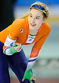 Subject: Michelle de Jong; Tags: Sport, NED, Netherlands, Niederlande, Holland, Dutch, Michelle de Jong, Eisschnelllauf, Speed skating, Schaatsen, Damen, Ladies, Frau, Mesdames, Female, Women, Athlet, Athlete, Sportler, Wettkämpfer, Sportsman; PhotoID: 2018-03-09-0245