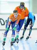 Subject: Louis Hollaar; Tags: Sport, Louis Hollaar, Herren, Men, Gentlemen, Mann, Männer, Gents, Sirs, Mister, Eisschnelllauf, Speed skating, Schaatsen, Athlet, Athlete, Sportler, Wettkämpfer, Sportsman, NED, Netherlands, Niederlande, Holland, Dutch; PhotoID: 2018-03-09-0443