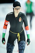 Subject: Lilla Malinovszky; Tags: Sport, Lilla Malinovszky, HUN, Hungary, Ungarn, Eisschnelllauf, Speed skating, Schaatsen, Athlet, Athlete, Sportler, Wettkämpfer, Sportsman, Damen, Ladies, Frau, Mesdames, Female, Women; PhotoID: 2018-03-09-0599