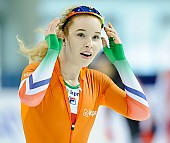 Subject: Michelle de Jong; Tags: Sport, NED, Netherlands, Niederlande, Holland, Dutch, Eisschnelllauf, Speed skating, Schaatsen, Damen, Ladies, Frau, Mesdames, Female, Women, Athlet, Athlete, Sportler, Wettkämpfer, Sportsman, Michelle de Jong; PhotoID: 2018-03-09-0619