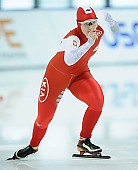 Subject: Kaja Gajewska; Tags: Sport, POL, Poland, Polen, Kaja Gajewska, Eisschnelllauf, Speed skating, Schaatsen, Damen, Ladies, Frau, Mesdames, Female, Women, Athlet, Athlete, Sportler, Wettkämpfer, Sportsman; PhotoID: 2018-03-09-0627