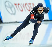 Subject: Jamie Nielson; Tags: USA, United States, Vereinigte Staaten von Amerika, Sport, Jamie Nielson, Eisschnelllauf, Speed skating, Schaatsen, Damen, Ladies, Frau, Mesdames, Female, Women, Athlet, Athlete, Sportler, Wettkämpfer, Sportsman; PhotoID: 2018-03-09-0644