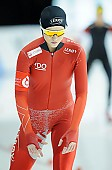 Subject: Ane By Farstad; Tags: Sport, NOR, Norway, Norwegen, Eisschnelllauf, Speed skating, Schaatsen, Damen, Ladies, Frau, Mesdames, Female, Women, Athlet, Athlete, Sportler, Wettkämpfer, Sportsman, Ane By Farstad; PhotoID: 2018-03-09-0650