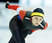 Subject: Mihaela Hogas; Tags: Sport, ROU, Romania, Rumänien, Mihaela Hogas, Eisschnelllauf, Speed skating, Schaatsen, Damen, Ladies, Frau, Mesdames, Female, Women, Athlet, Athlete, Sportler, Wettkämpfer, Sportsman; PhotoID: 2018-03-09-0652
