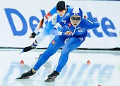 Subject: Ji Woo Park; Tags: Sport, KOR, South Korea, Südkorea, Jee-Woo Park, Eisschnelllauf, Speed skating, Schaatsen, Damen, Ladies, Frau, Mesdames, Female, Women, Athlet, Athlete, Sportler, Wettkämpfer, Sportsman; PhotoID: 2018-03-09-0807