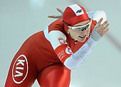 Subject: Kaja Gajewska; Tags: Sport, POL, Poland, Polen, Kaja Gajewska, Eisschnelllauf, Speed skating, Schaatsen, Damen, Ladies, Frau, Mesdames, Female, Women, Athlet, Athlete, Sportler, Wettkämpfer, Sportsman; PhotoID: 2018-03-10-0044