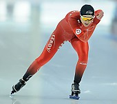 Subject: Ane By Farstad; Tags: Sport, NOR, Norway, Norwegen, Eisschnelllauf, Speed skating, Schaatsen, Damen, Ladies, Frau, Mesdames, Female, Women, Athlet, Athlete, Sportler, Wettkämpfer, Sportsman, Ane By Farstad; PhotoID: 2018-03-10-0059