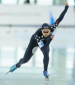 Subject: Jamie Nielson; Tags: USA, United States, Vereinigte Staaten von Amerika, Sport, Jamie Nielson, Eisschnelllauf, Speed skating, Schaatsen, Damen, Ladies, Frau, Mesdames, Female, Women, Athlet, Athlete, Sportler, Wettkämpfer, Sportsman; PhotoID: 2018-03-10-0063