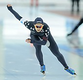 Subject: Jamie Nielson; Tags: USA, United States, Vereinigte Staaten von Amerika, Sport, Jamie Nielson, Eisschnelllauf, Speed skating, Schaatsen, Damen, Ladies, Frau, Mesdames, Female, Women, Athlet, Athlete, Sportler, Wettkämpfer, Sportsman; PhotoID: 2018-03-10-0064
