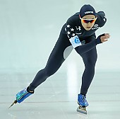 Subject: Jamie Nielson; Tags: USA, United States, Vereinigte Staaten von Amerika, Sport, Jamie Nielson, Eisschnelllauf, Speed skating, Schaatsen, Damen, Ladies, Frau, Mesdames, Female, Women, Athlet, Athlete, Sportler, Wettkämpfer, Sportsman; PhotoID: 2018-03-10-0068