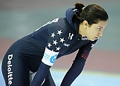 Subject: Jamie Nielson; Tags: USA, United States, Vereinigte Staaten von Amerika, Sport, Jamie Nielson, Eisschnelllauf, Speed skating, Schaatsen, Damen, Ladies, Frau, Mesdames, Female, Women, Athlet, Athlete, Sportler, Wettkämpfer, Sportsman; PhotoID: 2018-03-10-0070