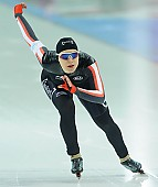 Subject: Gabrielle Jelonek; Tags: Sport, Gabrielle Jelonek, Eisschnelllauf, Speed skating, Schaatsen, Damen, Ladies, Frau, Mesdames, Female, Women, CAN, Canada, Kanada, Athlet, Athlete, Sportler, Wettkämpfer, Sportsman; PhotoID: 2018-03-10-0083