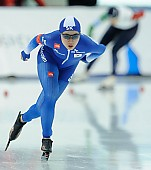 Subject: Ji Woo Park; Tags: Sport, KOR, South Korea, Südkorea, Jee-Woo Park, Eisschnelllauf, Speed skating, Schaatsen, Damen, Ladies, Frau, Mesdames, Female, Women, Athlet, Athlete, Sportler, Wettkämpfer, Sportsman; PhotoID: 2018-03-10-0600