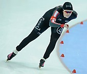 Subject: Béatrice Lamarche; Tags: Sport, Eisschnelllauf, Speed skating, Schaatsen, Damen, Ladies, Frau, Mesdames, Female, Women, CAN, Canada, Kanada, Béatrice Lamarche, Athlet, Athlete, Sportler, Wettkämpfer, Sportsman; PhotoID: 2018-03-10-0628