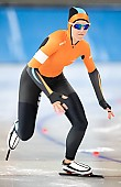 Subject: Sterre van der Rhee; Tags: Sterre van der Rhee, Sport, NED, Netherlands, Niederlande, Holland, Dutch, Eisschnelllauf, Speed skating, Schaatsen, Daria Kamelkova, Damen, Ladies, Frau, Mesdames, Female, Women, Athlet, Athlete, Sportler, Wettkämpfer, Sportsman; PhotoID: 2018-10-27-0187
