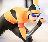Subject: Wies van den Hurk; Tags: Wies van den Hurk, Sport, NED, Netherlands, Niederlande, Holland, Dutch, Eisschnelllauf, Speed skating, Schaatsen, Daria Kamelkova, Damen, Ladies, Frau, Mesdames, Female, Women, Athlet, Athlete, Sportler, Wettkämpfer, Sportsman; PhotoID: 2018-10-27-0214