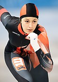 Subject: Elizabeth Lazaridou; Tags: Sport, GER, Germany, Deutschland, Elizabeth Lazaridou, Eisschnelllauf, Speed skating, Schaatsen, Daria Kamelkova, Damen, Ladies, Frau, Mesdames, Female, Women, Athlet, Athlete, Sportler, Wettkämpfer, Sportsman; PhotoID: 2018-10-27-0258