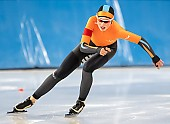 Subject: Amy van der Meer; Tags: Sport, NED, Netherlands, Niederlande, Holland, Dutch, Eisschnelllauf, Speed skating, Schaatsen, Daria Kamelkova, Damen, Ladies, Frau, Mesdames, Female, Women, Athlet, Athlete, Sportler, Wettkämpfer, Sportsman, Amy van der Meer; PhotoID: 2018-10-27-0358
