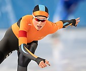 Subject: Amy van der Meer; Tags: Sport, NED, Netherlands, Niederlande, Holland, Dutch, Eisschnelllauf, Speed skating, Schaatsen, Daria Kamelkova, Damen, Ladies, Frau, Mesdames, Female, Women, Athlet, Athlete, Sportler, Wettkämpfer, Sportsman, Amy van der Meer; PhotoID: 2018-10-27-0369