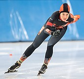 Subject: Marlen Ehseluns; Tags: Sport, Marlen Ehseluns, GER, Germany, Deutschland, Eisschnelllauf, Speed skating, Schaatsen, Daria Kamelkova, Damen, Ladies, Frau, Mesdames, Female, Women, Athlet, Athlete, Sportler, Wettkämpfer, Sportsman; PhotoID: 2018-10-27-0454