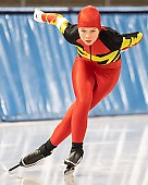 Subject: Mia Pastoors; Tags: Sport, Mia Pastoors, GER, Germany, Deutschland, Eisschnelllauf, Speed skating, Schaatsen, Daria Kamelkova, Damen, Ladies, Frau, Mesdames, Female, Women, Athlet, Athlete, Sportler, Wettkämpfer, Sportsman; PhotoID: 2018-10-27-0471