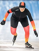 Subject: Anja Neumann; Tags: Sport, GER, Germany, Deutschland, Eisschnelllauf, Speed skating, Schaatsen, Daria Kamelkova, Damen, Ladies, Frau, Mesdames, Female, Women, Athlet, Athlete, Sportler, Wettkämpfer, Sportsman, Anja Neumann; PhotoID: 2018-10-27-0556