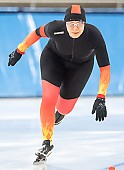 Subject: Anja Neumann; Tags: Sport, GER, Germany, Deutschland, Eisschnelllauf, Speed skating, Schaatsen, Daria Kamelkova, Damen, Ladies, Frau, Mesdames, Female, Women, Athlet, Athlete, Sportler, Wettkämpfer, Sportsman, Anja Neumann; PhotoID: 2018-10-27-0560