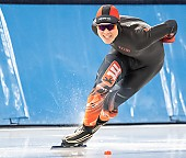 Subject: Richard Herrmann; Tags: Sport, Richard Herrmann, Herren, Men, Gentlemen, Mann, Männer, Gents, Sirs, Mister, GER, Germany, Deutschland, Eisschnelllauf, Speed skating, Schaatsen, Daria Kamelkova, Athlet, Athlete, Sportler, Wettkämpfer, Sportsman; PhotoID: 2018-10-27-0923