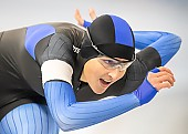Subject: Nicole Kowalewskij; Tags: Sport, Nicole Kowalewskij, GER, Germany, Deutschland, Eisschnelllauf, Speed skating, Schaatsen, Daria Kamelkova, Damen, Ladies, Frau, Mesdames, Female, Women, Athlet, Athlete, Sportler, Wettkämpfer, Sportsman; PhotoID: 2018-10-27-1414