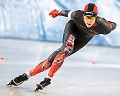 Subject: Tom Rudolph; Tags: Tom Rudolph, Sport, Herren, Men, Gentlemen, Mann, Männer, Gents, Sirs, Mister, GER, Germany, Deutschland, Eisschnelllauf, Speed skating, Schaatsen, Daria Kamelkova, Athlet, Athlete, Sportler, Wettkämpfer, Sportsman; PhotoID: 2018-10-27-1787
