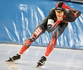 Subject: Tom Rudolph; Tags: Tom Rudolph, Sport, Herren, Men, Gentlemen, Mann, Männer, Gents, Sirs, Mister, GER, Germany, Deutschland, Eisschnelllauf, Speed skating, Schaatsen, Daria Kamelkova, Athlet, Athlete, Sportler, Wettkämpfer, Sportsman; PhotoID: 2018-10-27-1810
