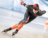 Subject: Richard Herrmann; Tags: Sport, Richard Herrmann, Herren, Men, Gentlemen, Mann, Männer, Gents, Sirs, Mister, GER, Germany, Deutschland, Eisschnelllauf, Speed skating, Schaatsen, Daria Kamelkova, Athlet, Athlete, Sportler, Wettkämpfer, Sportsman; PhotoID: 2018-10-27-1886