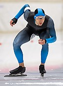 Subject: Paul Galczinsky; Tags: Sport, Paul Galczinsky, Herren, Men, Gentlemen, Mann, Männer, Gents, Sirs, Mister, GER, Germany, Deutschland, Eisschnelllauf, Speed skating, Schaatsen, Daria Kamelkova, Athlet, Athlete, Sportler, Wettkämpfer, Sportsman; PhotoID: 2018-11-02-0019