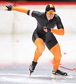 Subject: Max Reder; Tags: Sport, Max Reder, Herren, Men, Gentlemen, Mann, Männer, Gents, Sirs, Mister, GER, Germany, Deutschland, Eisschnelllauf, Speed skating, Schaatsen, Daria Kamelkova, Athlet, Athlete, Sportler, Wettkämpfer, Sportsman; PhotoID: 2018-11-02-0033