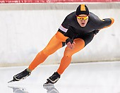 Subject: Max Reder; Tags: Sport, Max Reder, Herren, Men, Gentlemen, Mann, Männer, Gents, Sirs, Mister, GER, Germany, Deutschland, Eisschnelllauf, Speed skating, Schaatsen, Daria Kamelkova, Athlet, Athlete, Sportler, Wettkämpfer, Sportsman; PhotoID: 2018-11-02-0037